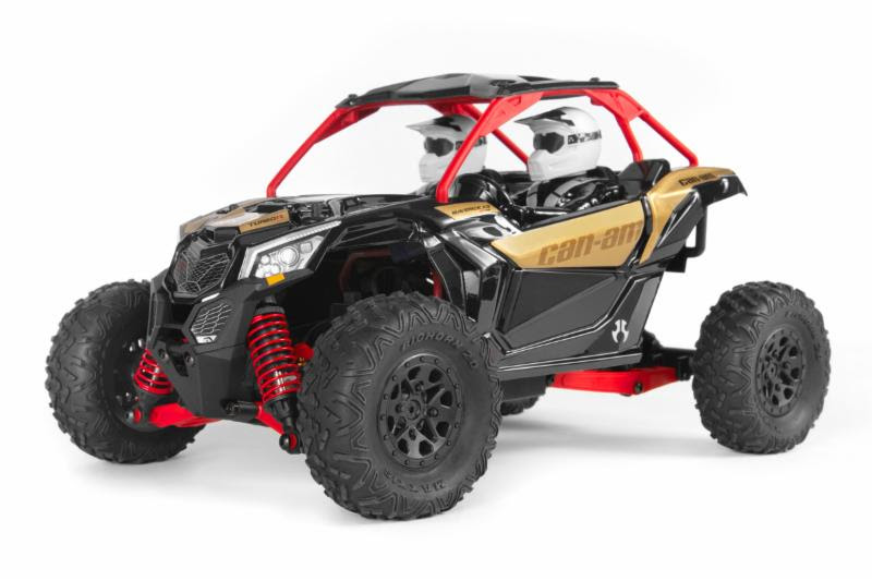 Axial Yeti Jr. Can-Am Maverick X3 1/18-scale UTV