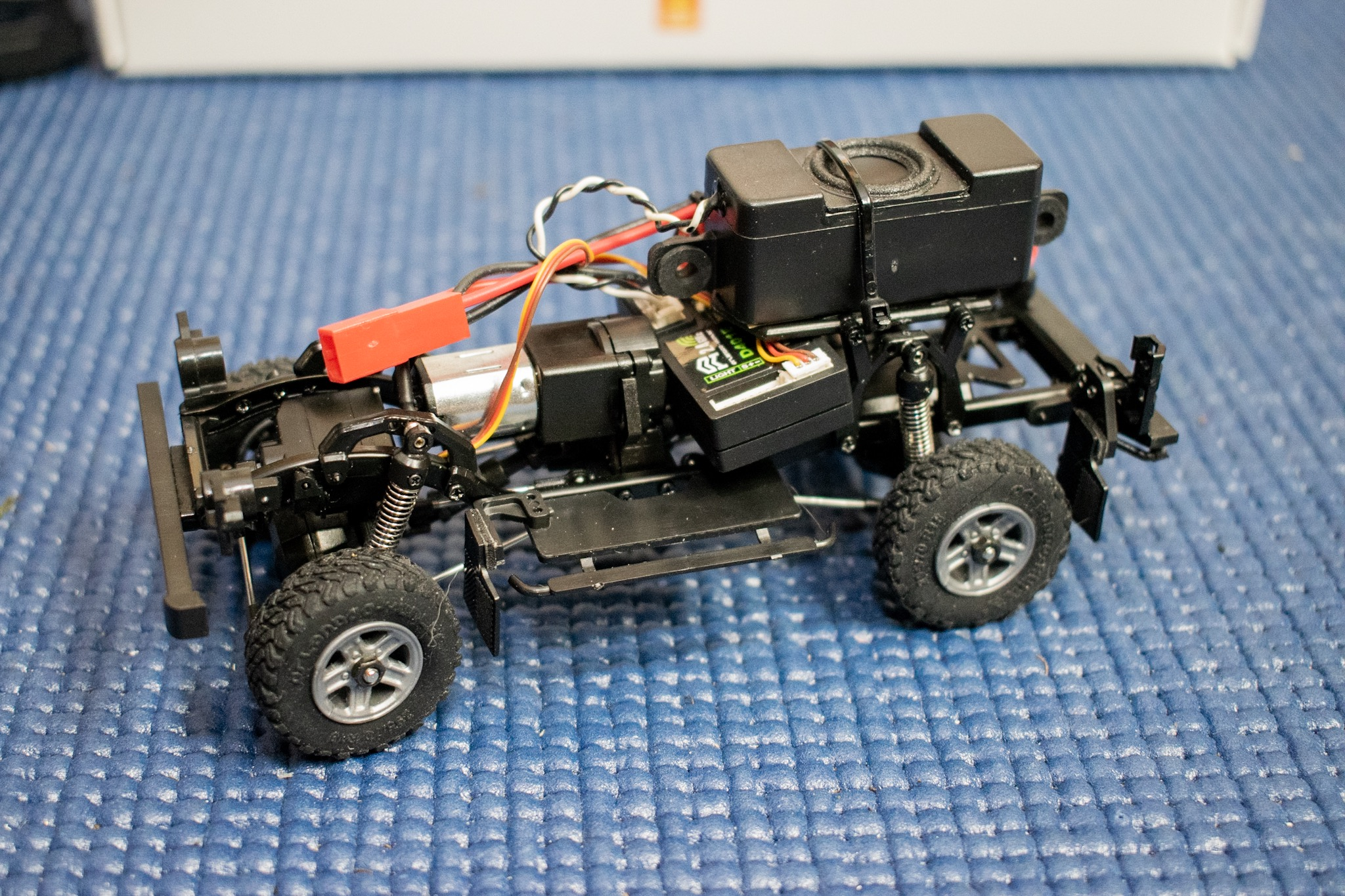 Orlandoo Hunter OH32A03 - Chassis Complete 2