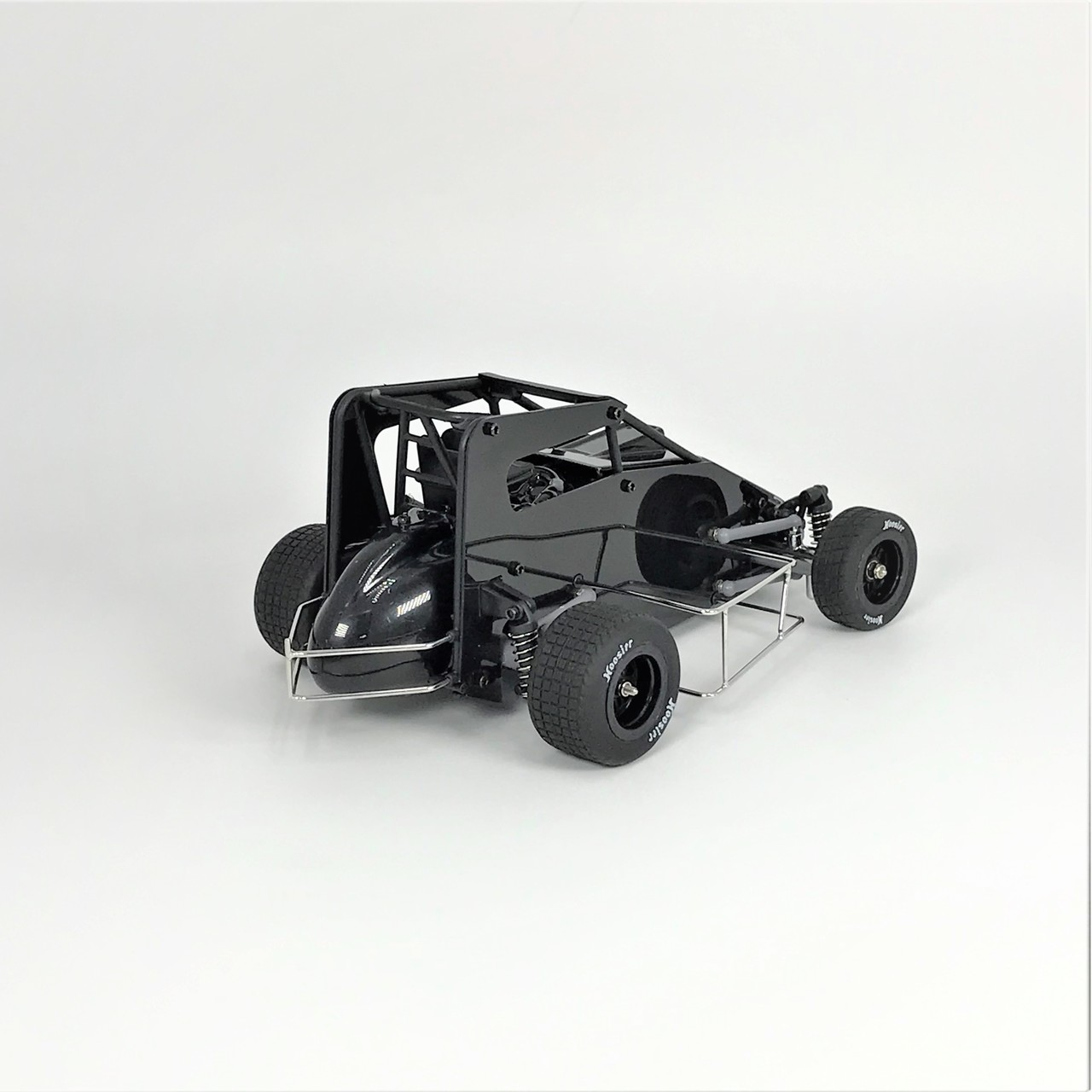 1RC Racing Midget 2 - Rear