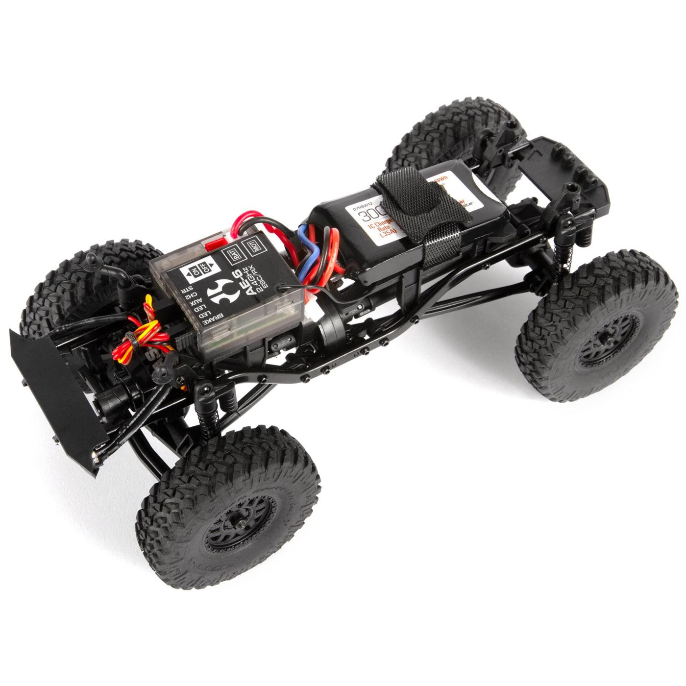 Axial SCX24 Deadbolt - Chassis