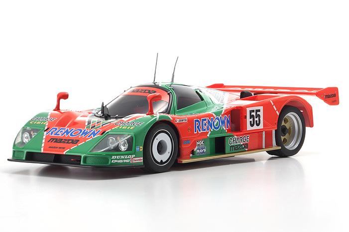Kyosho Mini-Z RWD Mazda 787B Le Mans Racer
