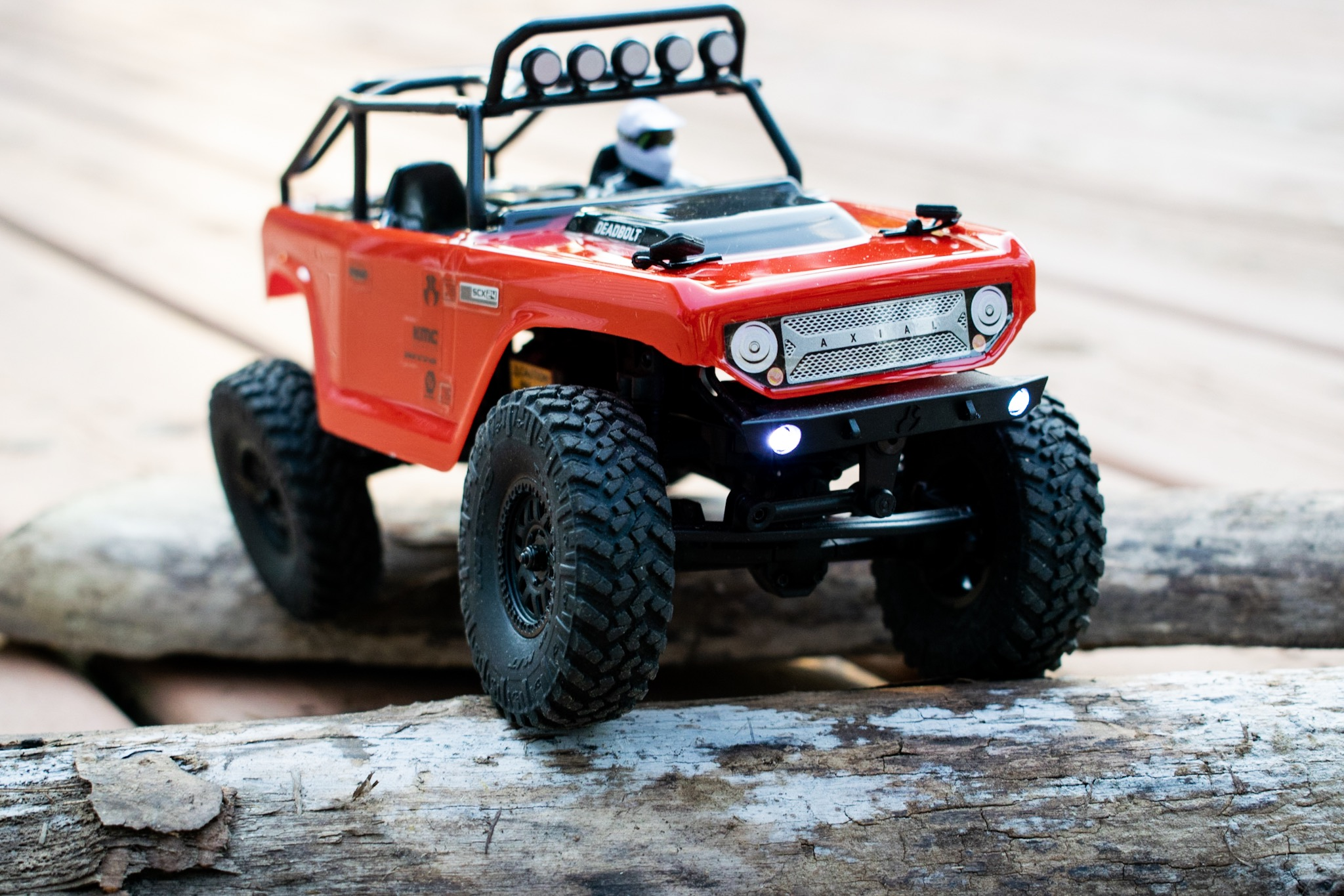 First-Impressions: Axial SCX24 Deadbolt