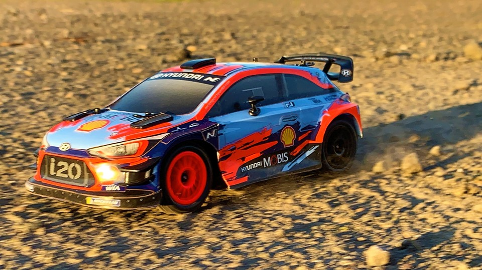 Carisma Launches Two New 1/24-scale Brushless Rally Cars