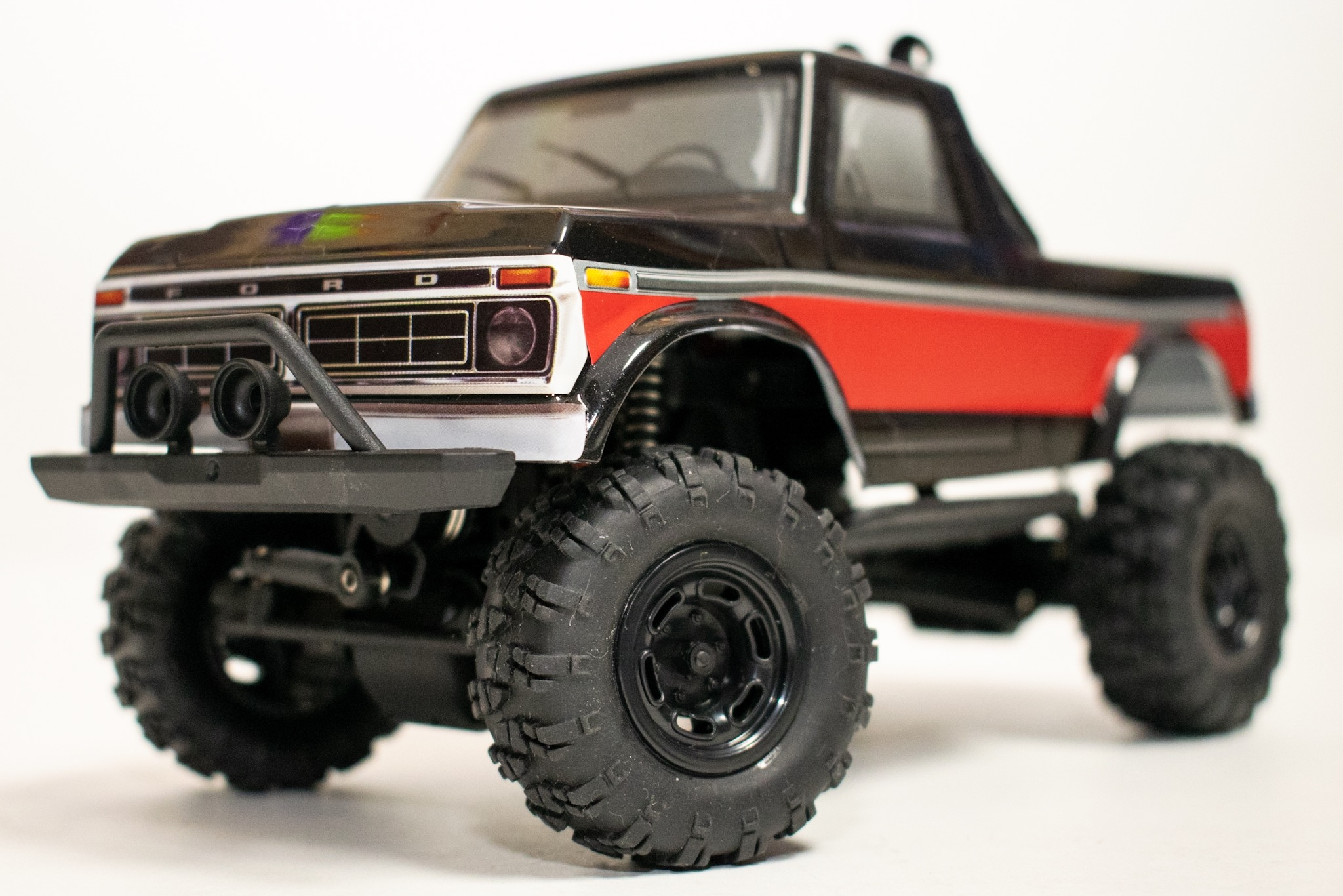 First-Impressions: Carisma Scale Adventure MSA-1E 1976 Ford F-150