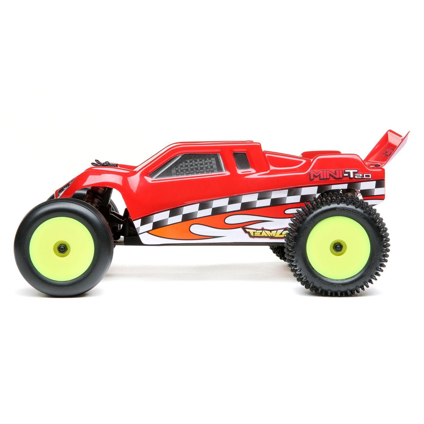 Losi Mini-T 2 40th Anniversary Edition - Side