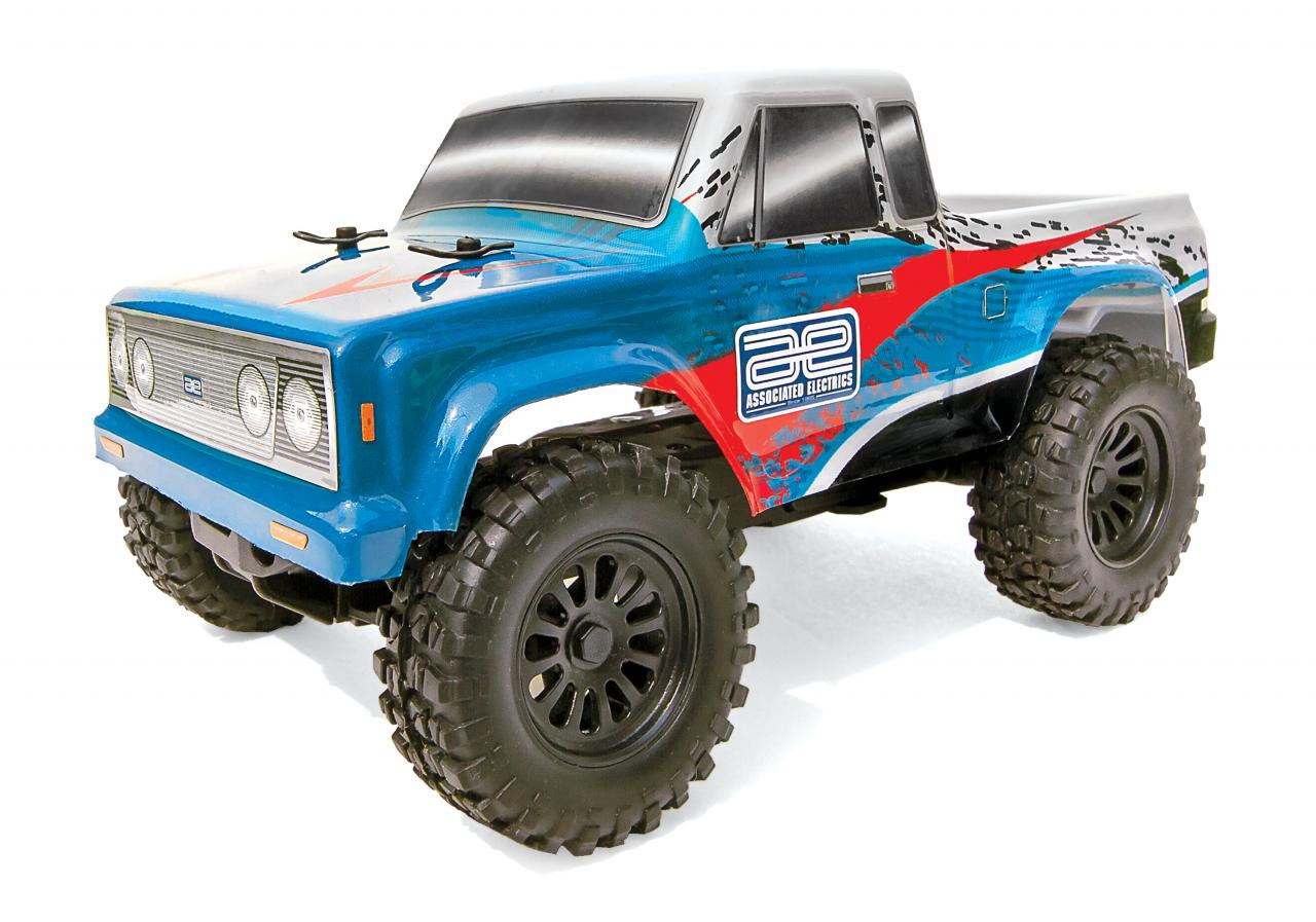 Team Associated CR28 1/28-scale Trail Truck