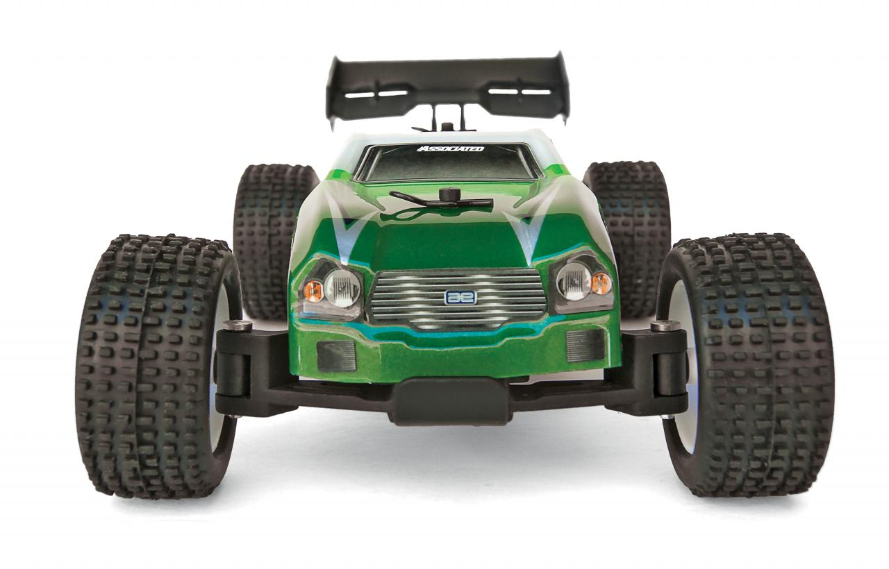 Team Associated TR28 Small-scale Truggy - Front
