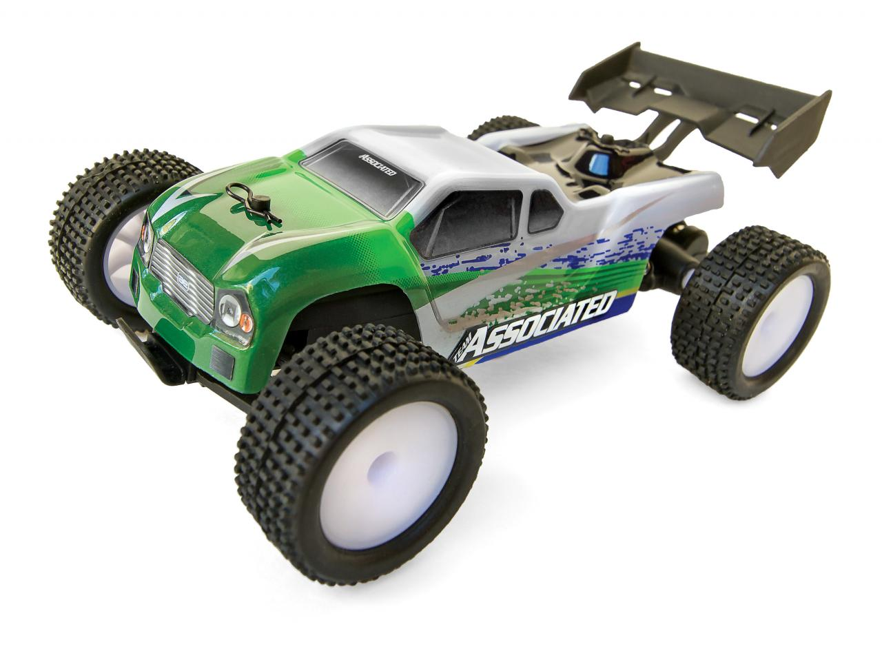 Team Associated TR28 RTR 1/28-scale Truggy