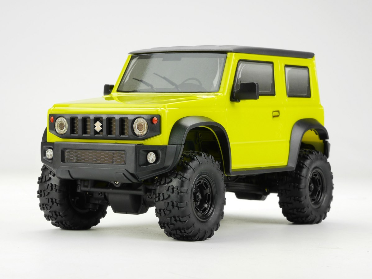 Jumpin' Jimny: Carisma Announces the MSA-1E Suzuki Jimny JB74
