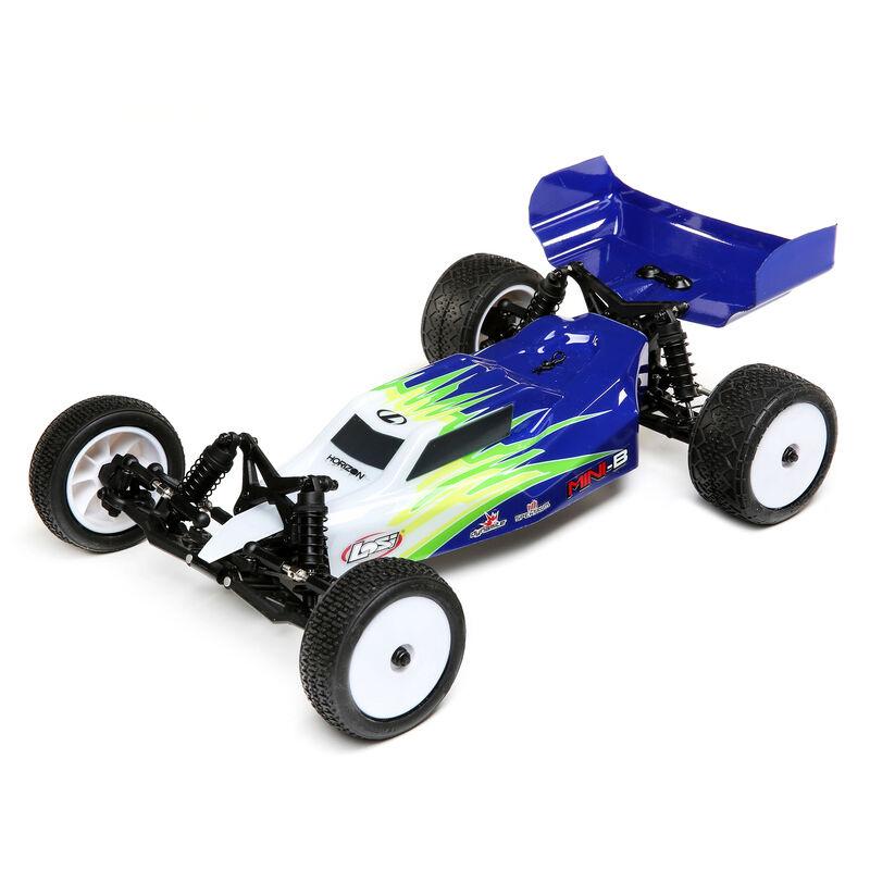 Mini-Madness: Losi Mini-B 2WD RTR Buggy