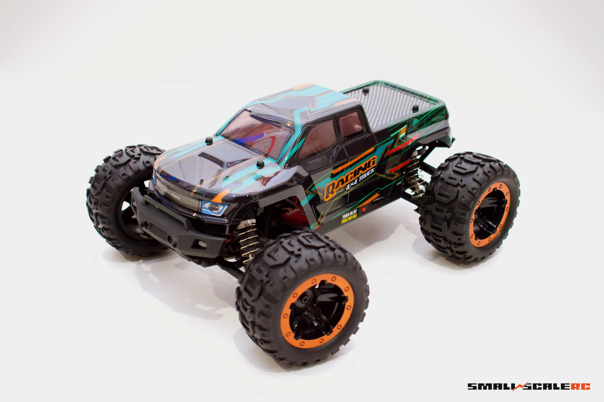 First-Impressions: Haiboxing 16899 1/16-scale Monster Truck