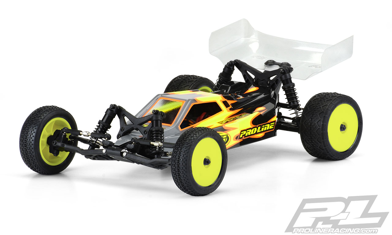 Pro-Line Axis Light Weight Body for the Losi Mini-B Buggy