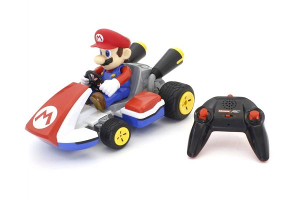 Bust Out of the Screen with Kyosho's BIG Mario Kart R/C