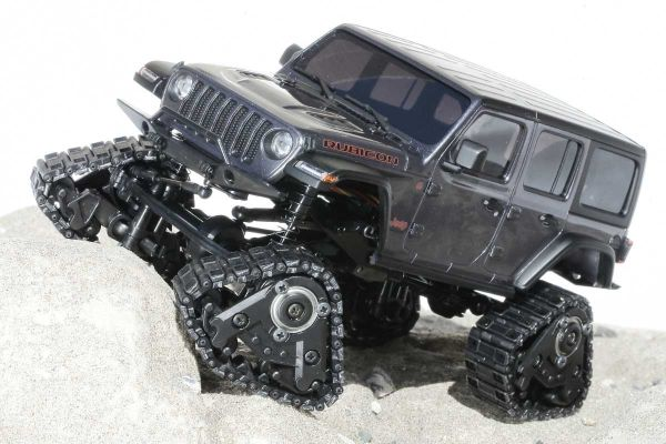 Kyosho Releases Hop-up Parts for the Mini-Z 4×4
