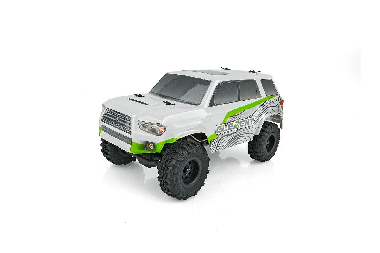 Element R/C Introduces the Enduro 24 Trailrunner 4×4