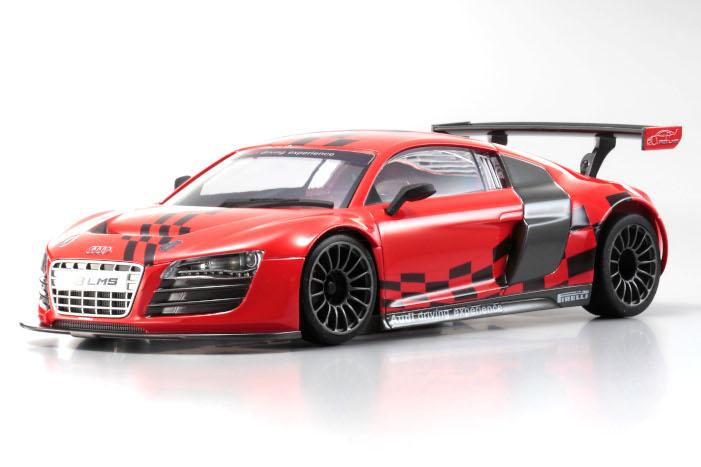 "Kyosho Mini-Z Audi R8 LMS ""Audi Driving Experience"" Readyset"