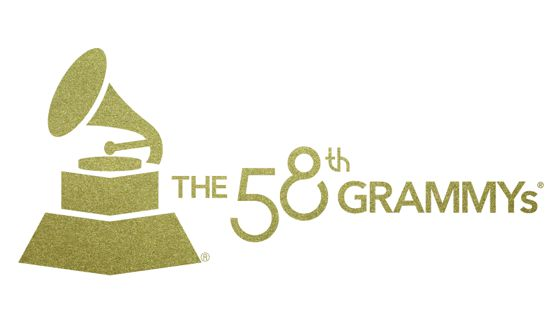 58th Grammy Awards on CBS