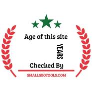 smallseotools Domain Age Finder Tool