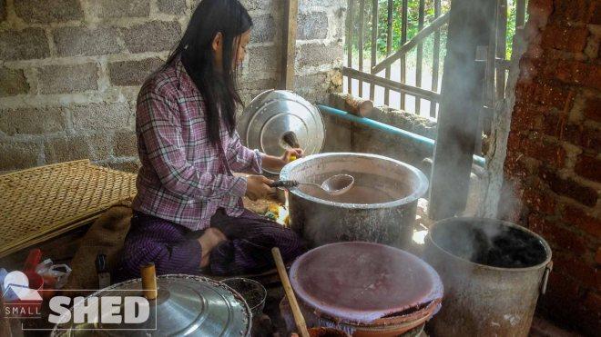 myanmar - burma - cucina - food