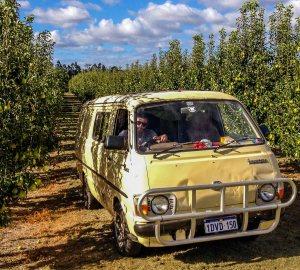 van - australia - farm
