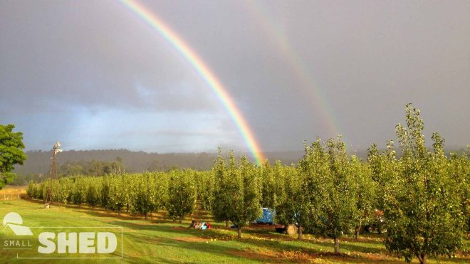 arcobaleno - australia