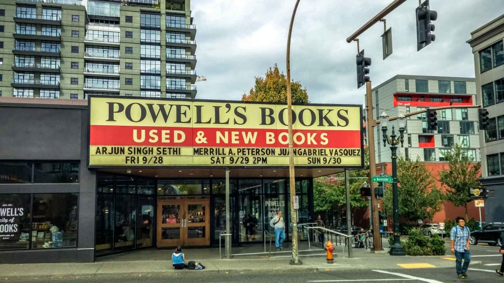 Powell's books a Portland