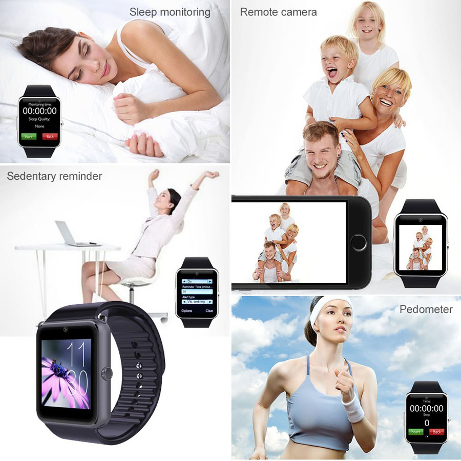 Evershop Bluetooth Android Smart Watch