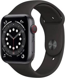 Best Smartwatches 2021 - Apple Watch Series 6 - smallsmartwatch.com