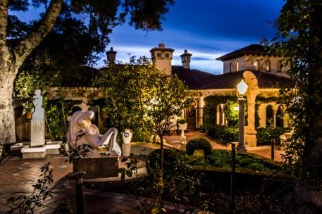 courtyard by twilight (sab)