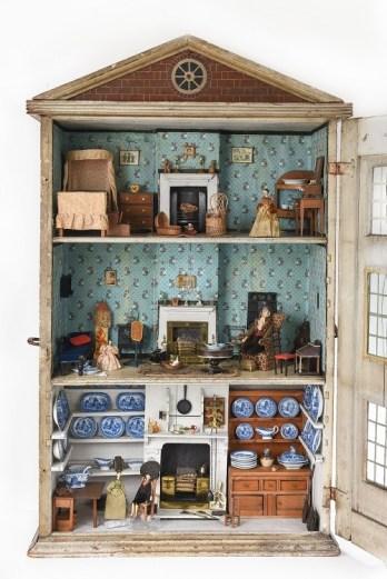 Norwich Baby House furniture arrangement 2017