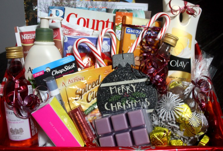 Gift Basket - Mom Favorites 2