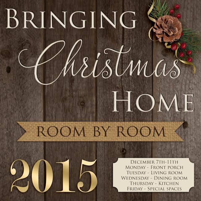 Bringing Christmas Home Tour Logo