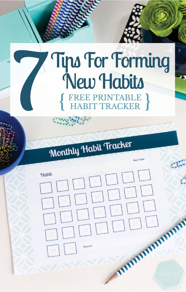 What a cute habit or goal tracker printable! Printing this one for sure.