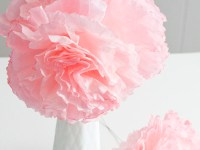 Pretty Pink Paper Peonies