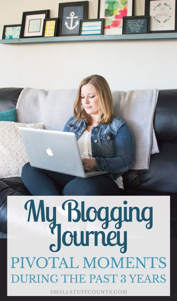 I love learning about how people start their blogs! This girl started out not knowing anything about blogging. Time to start that blog I've been thinking about!