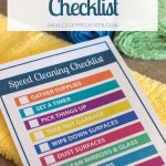 Cleaning-checklist-on-table