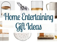 Home Entertaining Gift Ideas