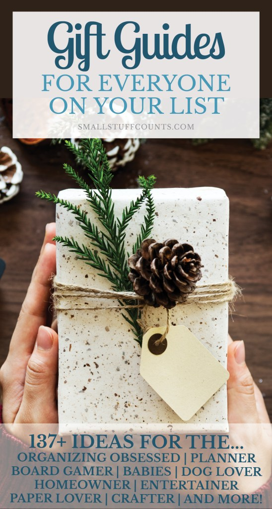 This blogger has compiled TONS of the best gift ideas! There are gift guides here for every personality on your list. Gift Guide | Holiday Gift Guide | Gift Ideas | Christmas Gifts #christmas #gifts #giftideas #giftguide