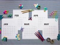 Free Printable 2019 Calendars
