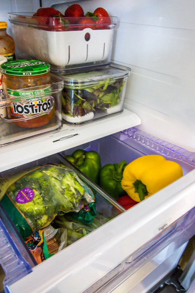 organized-vegetable-drawer-in-fridge