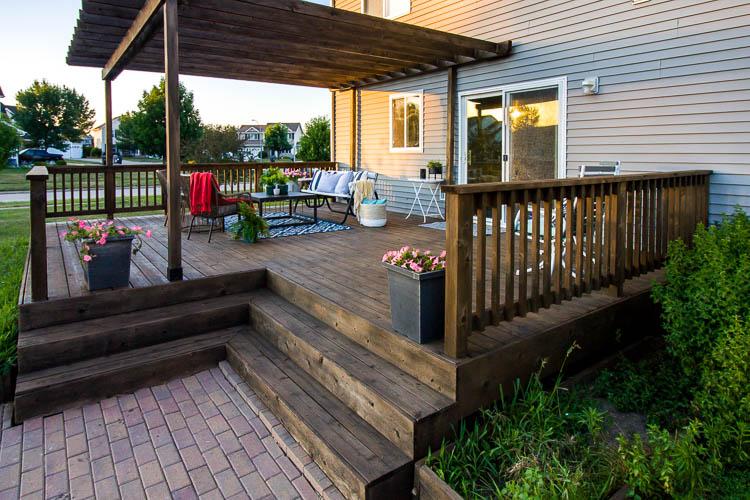 large-deck-with-pergola-painted-olympic-dark-oak
