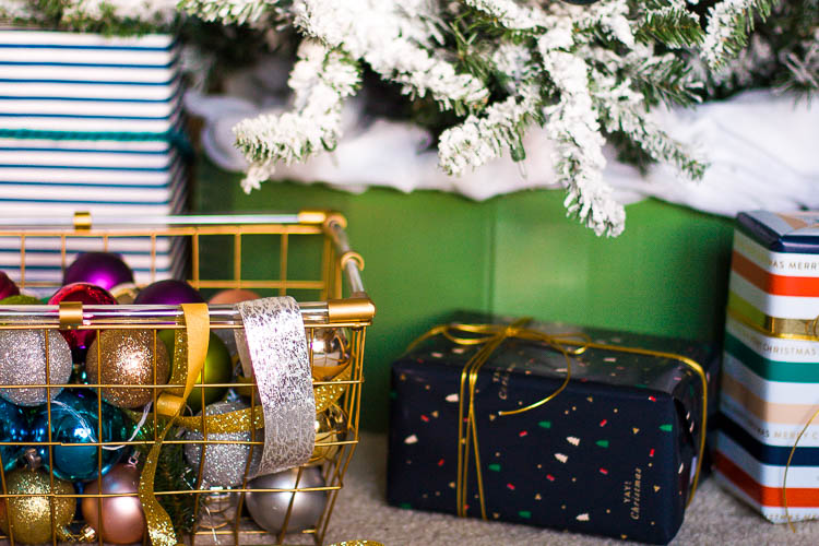 colorful-christmas-ornaments-under-tree