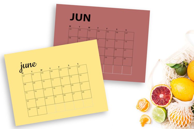 june-2020-printable-calendars-flatlay