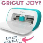 cricut joy photo with text: what add-ons do you need for the cricut joy?