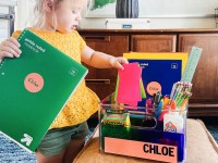 Creating A Portable Homework Station