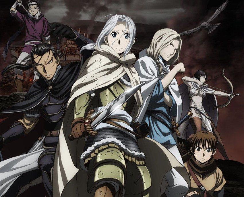 The Heroic Legend of Arslân : le Seigneur des Anneaux japonais
