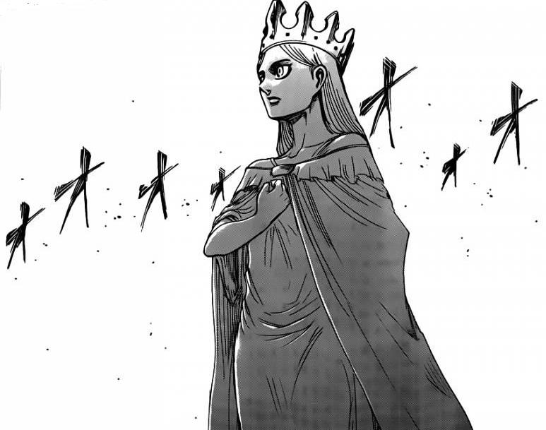 L'Attaque des Titans, tome 17 : La Reine de ces murs