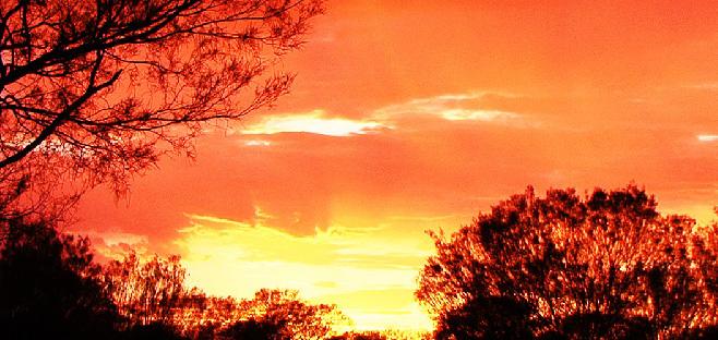 Le pays du soleil rouge, une saga romantique qui réchauffe les cœurs