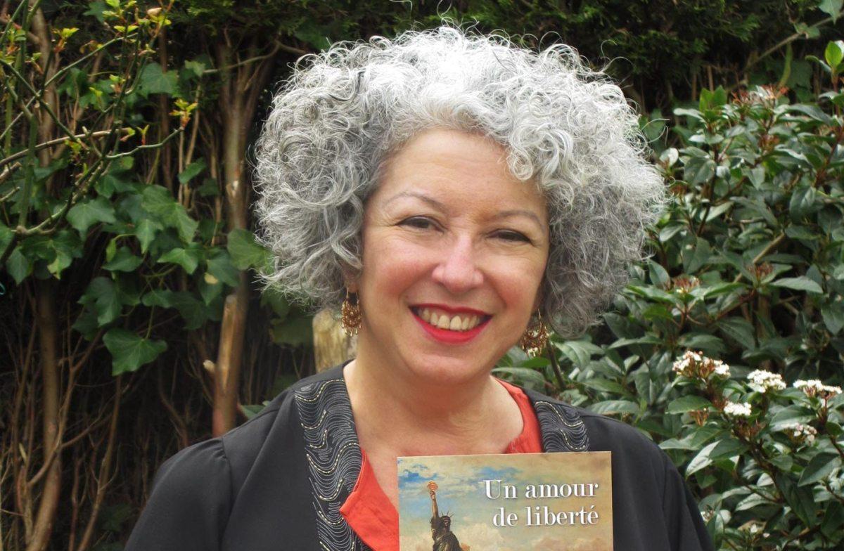 Interview de Nathalie Salmon, auteure de Un amour de liberté