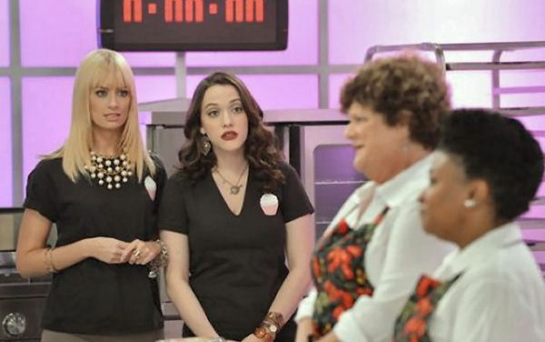 2 Broke Girls – 2×04 – And the Cupcake War